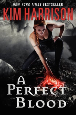 A Perfect Blood, Rachel Morgan, Kim Harrison