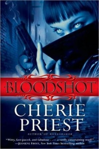 Bloodshot Cherie Priest