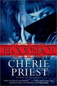 Bloodshot Cherie Priest