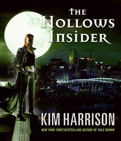 The Hollows Insider - Kim Harrison - Rachel Morgan