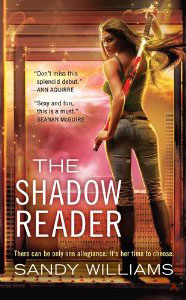 The Shadow Reader McKenzie Lewis Sandy Williams