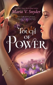 Touch of power - maria snyder - healer