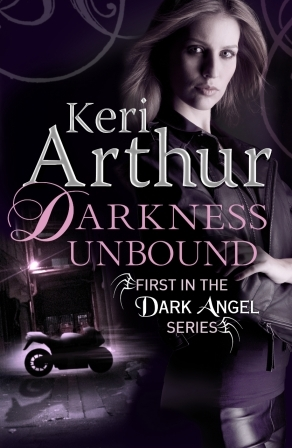darkness unbound, dark angels, keri arthur