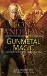 Gunmetal Magic Illona Andrew Cover Andrea Nash Kate Daniels