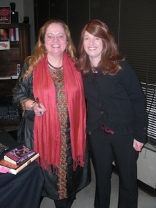 Kim Harrison and Patricia Briggs Signing Q&Q Questions and Answers