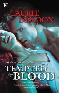 Tempted By Blood Laurie London Sweetblood #3