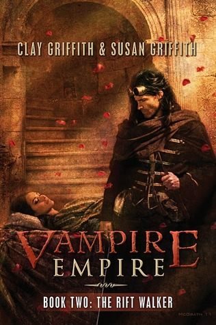 The rift walker by Susan griffith and clay griffith, vampire empire