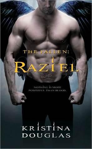 Raziel, the fallen #1, kristina douglas