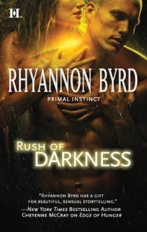 Rush of Darkness Rhyannon Byrd
