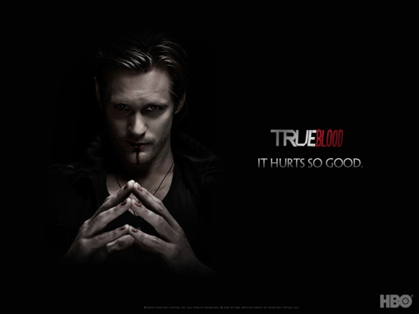True-Blood Alexander Skarsgard a-skars eric northman sookie stackhouse