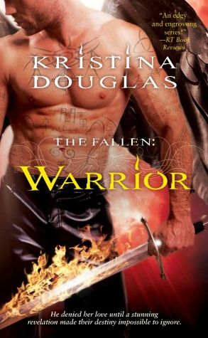 Warrior The Fallen 3 Kristina Douglas
